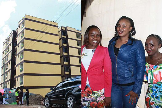 AS NAIROBI MEN LIVE FOR THE MOMENT, WOMEN ARE SNAPPING UP HOUSES
