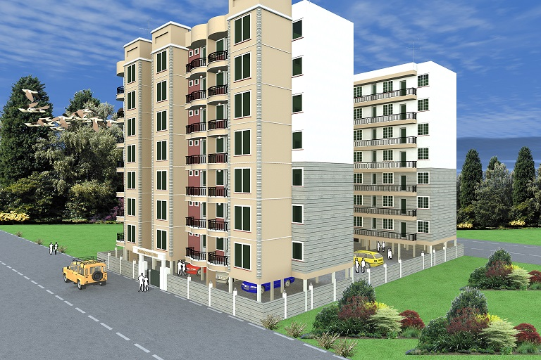 Heri Kikuyu Heights Phase A